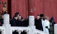 چین و فرانسه ۲۰توافقنامه امضا کردند