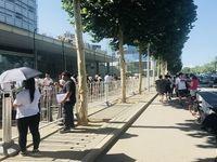 عامل انفجار در مقابل سفارت آمریکا شناسایی شد