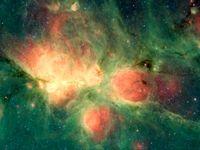 رد پای گربه در فاصله 5500 سال نوری از زمین +عکس