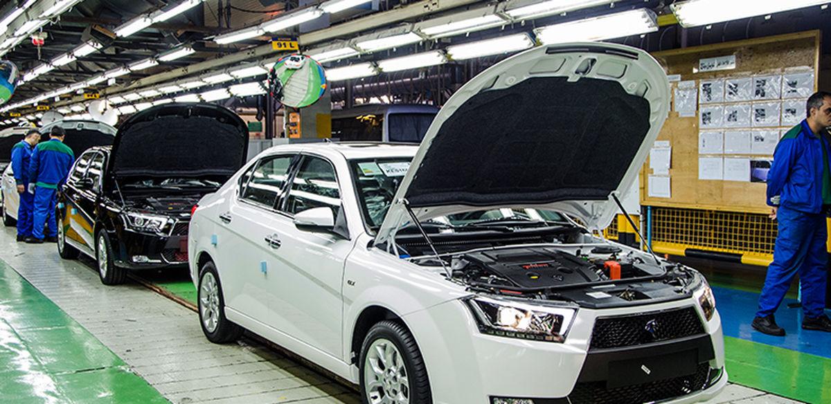 قیمت جدید دنا ایران خودرو اعلام شد