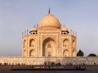 هند ورود به تاج محل را محدود میکند