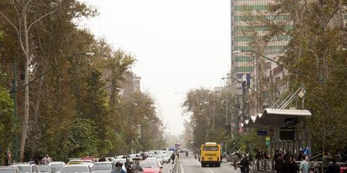 پیشبینی خیزش گرد و خاک در پایتخت