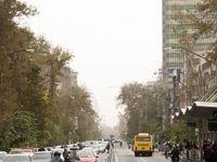 هوای تهران در شرایط ناسالم قرار گرفت