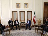 ظریف: موضع ایران درخصوص فلسطین تغییر نمیکند