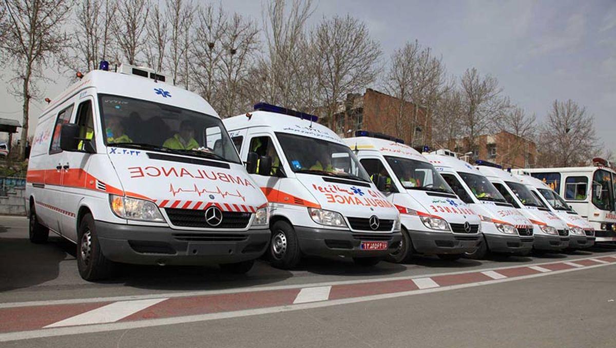 کمبود آمبولانس در مشهد