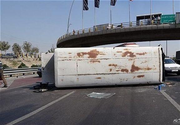 علت تصادف اتوبوس راهیان نور مشخص شد