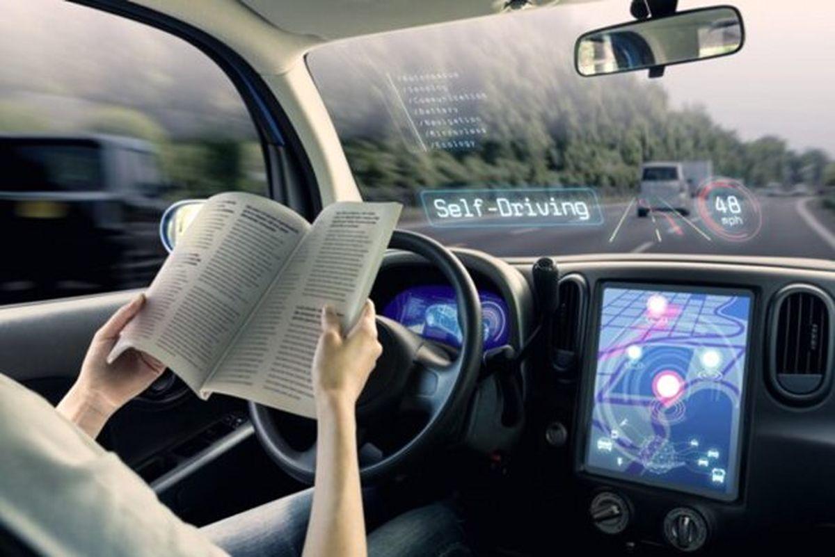 خودروی خودران با همکاری دانشگاه تهران طراحی  میشود