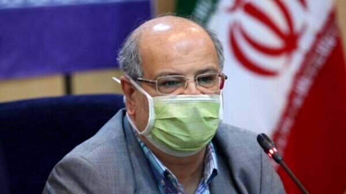 ۹ هزار و ۶۷۰ بیمار کرونایی در بیمارستانهای تهران بستری شدند
