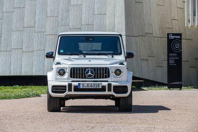 پایگاه خبری آرمان اقتصادی 2019-Mercedes-AMG-G63-11 مرسدس بنز، از جدیدترین شاسی بلند سری G رونمایی کرد +تصاویر
