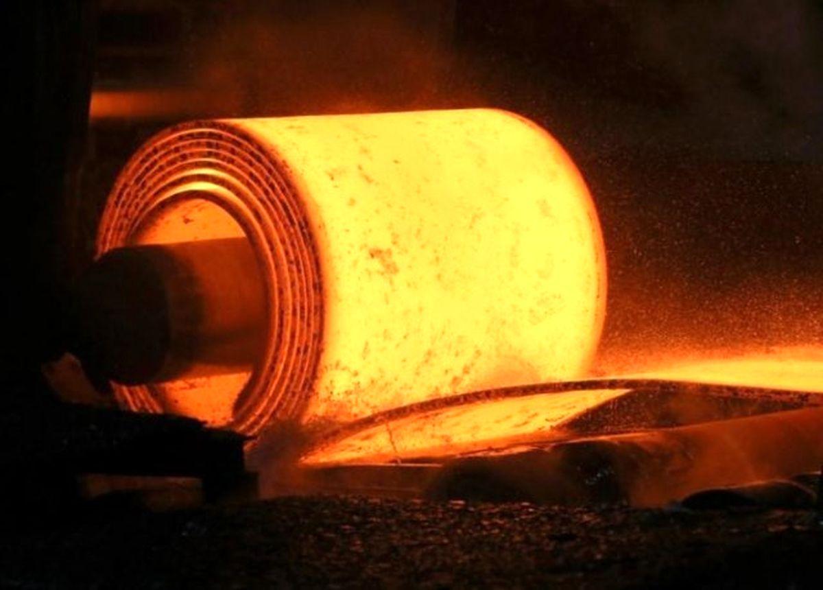 پتک برسر صنعت فولاد