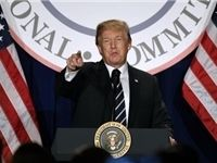 حمله دوباره ترامپ به برجام