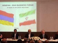 تاکید ظریف بر توسعه همکاریهای تهران - ایروان