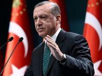 اردوغان: با توافق با روسیه و ایران منافع همه را حفظ کردیم