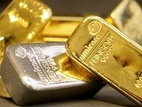 طلا جهانی از صعود ماند