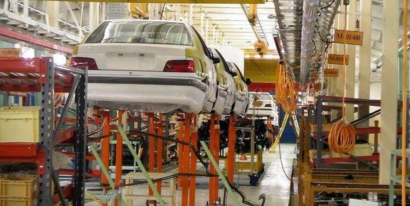 4 هزار دستگاه؛ تولید روزانه خودرو