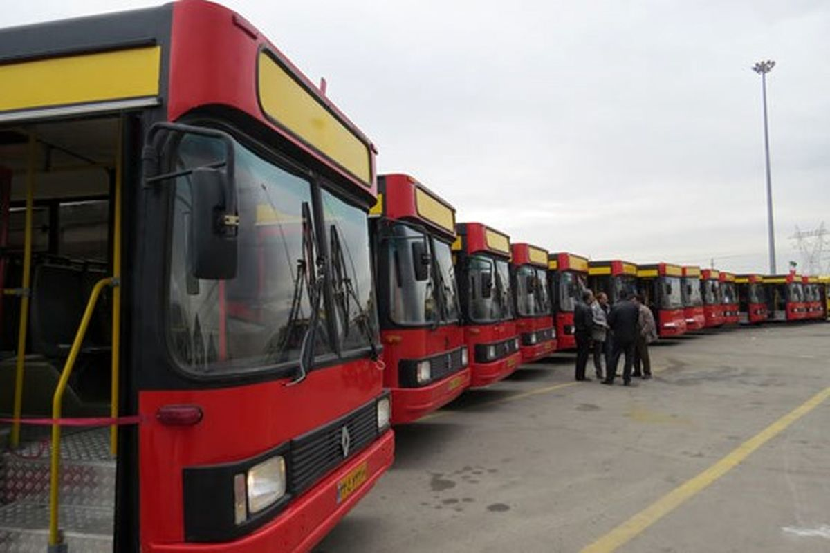 آغاز مرحله دوم واکسیناسیون رانندگان اتوبوسرانی تهران از فردا