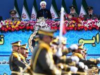 روحانی: نیروی دریایی، هوایی، زمینی و موشکی خود را تقویت میکنیم/ هیچ قدرتی قادر نیست ما را از راه ایستادگی و حقمان بازدارد