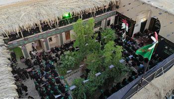 عزاداری عاشورای حسینی در حسینیه ته گود بیرجند +عکس