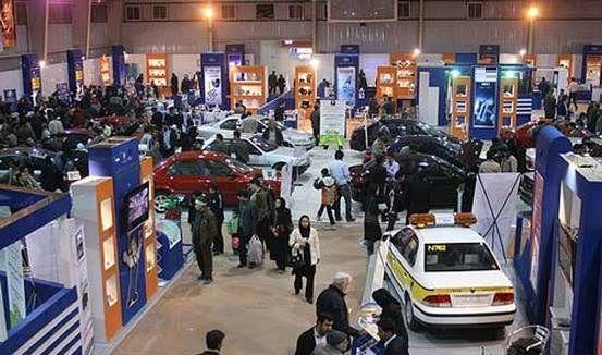 اختصاص پاویون ویژه تولیدکنندگان موتورسیکلت در نمایشگاه خودرو