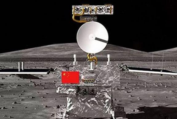 چینیها روی ماه سیبزمینی میکارند