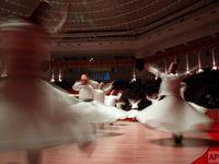 مراسم بزرگداشت مولانا در قونیه +تصاویر