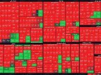 نمای پایانی بورس امروز/ در روز کاهش ارزش معاملات خرد، ۸۰۰میلیارد تومان حقیقیها از بازار خارج کردند