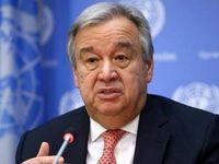 گوترش برای اولین بار تاثیر تحریمها بر «مردم ایران» را تایید کرد