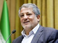 توئیت محسن هاشمی در رابطه با آلودگی هوا