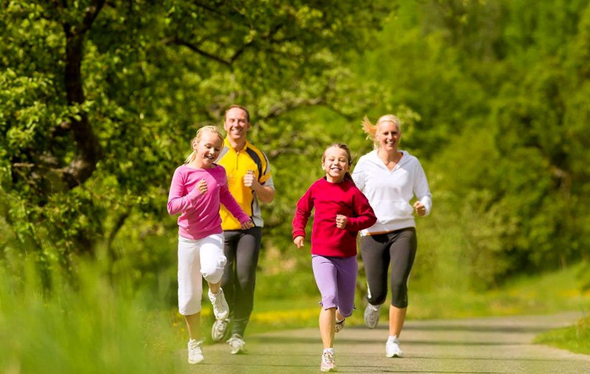 فعالیت بدنی شما را از پیامدهای ابتلا به کرونا در امان نگه می دارد