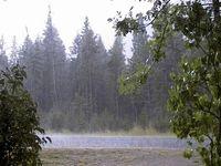۱۰ میلیمتر کمبود بارندگی در ایران