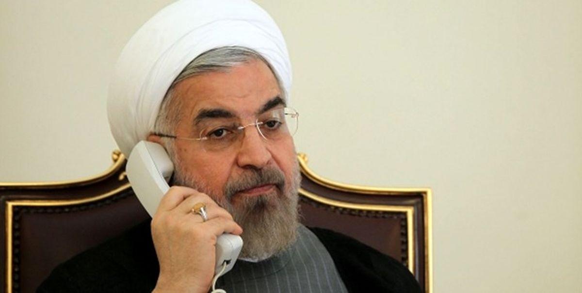 روحانی فرا رسیدن سال نو را به مراجع عظام تقلید تبریک گفت