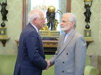 خرازی با وزیر خارجه اسپانیا دیدار کرد