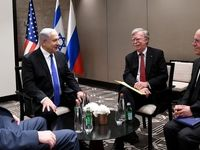 روسیه بولتون و نتانیاهو را بر سر مسأله ایران ناکام گذاشت