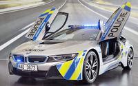 ۱۰ خودروی لوکس پلیس در دنیا +عکس