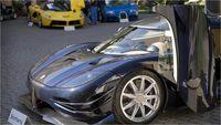 چوب حراج به ۲۵ خودروی لوکس آقای رئیس جمهور +تصاویر