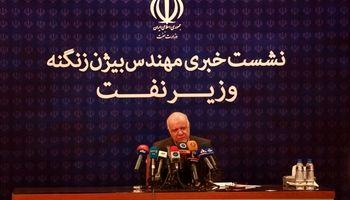 صحبتهای جنجالی وزیرنفت درباره احمدینژاد +فیلم