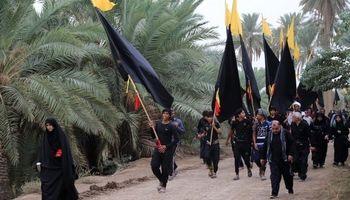 تردد ۴۱هزار نفر از مرز مهران به عتبات عالیات
