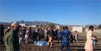 امدادرسانی سپاه در مناطق سیل زده سیستان و بلوچستان +تصاویر