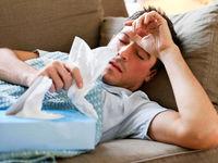 خطر ذات الریه در آنفلوانزا