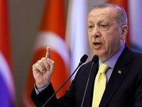 اردوغان: ایران،ترکیه و روسیه برای آرامش در سوریه مسئولیت بیشتری قبول کنند