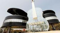 ساختمانهایی با معماری باورنکردنی +تصاویر