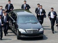 بنز: نمیدانیم رهبر کره شمالی خودروهای ما را از کجا آورده است