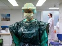 نیمی از پزشکان انگلیسی دسترسی به تجهیزات محافظت شخصی ندارند