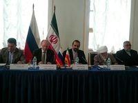 آغاز همایش گفتوگوهای فرهنگی ایران و روسیه در مسکو