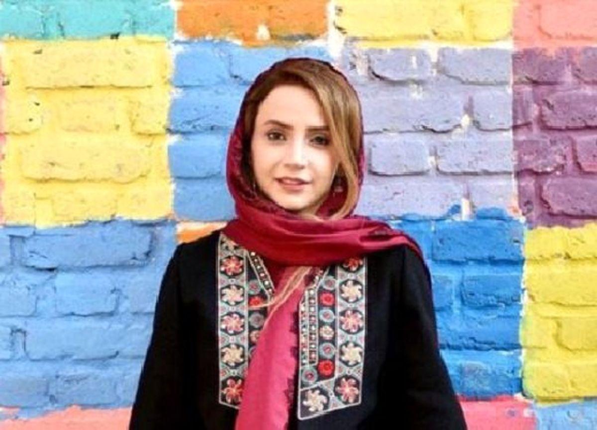 چهره معصومانه  شبنم قلی خانی +عکس