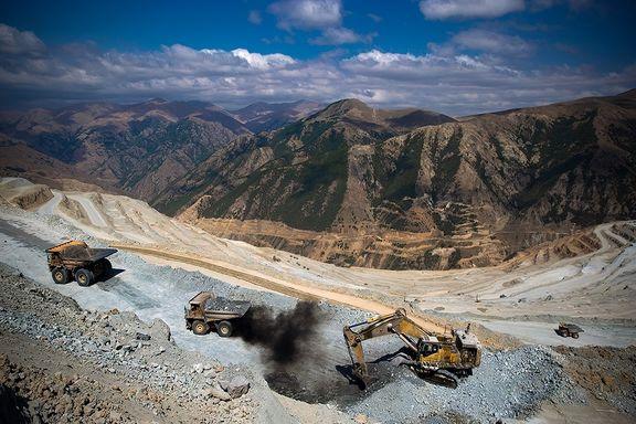 کاهش 37درصدی سرمایهگذاری در بخش معدن/ افزایش 97درصدی حقوق دولتی وصول شده