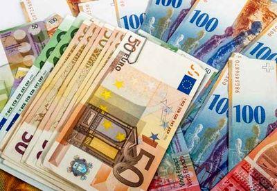 کاهش نرخ یورو و پوند