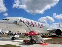 قطر ایرویز ۳۰درصد درآمد خود را از دست میدهد