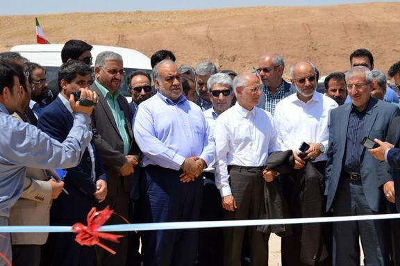 بازدید مدیرعامل بانک سپه از مناطق زلزله زده و واحدهای تولید استان کرمانشاه