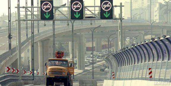 انتقاد مشاور شهرداری تهران از ورود کامیونهای دودزا به تهران